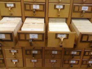 Database foto di shinichi (fonte Flickr)